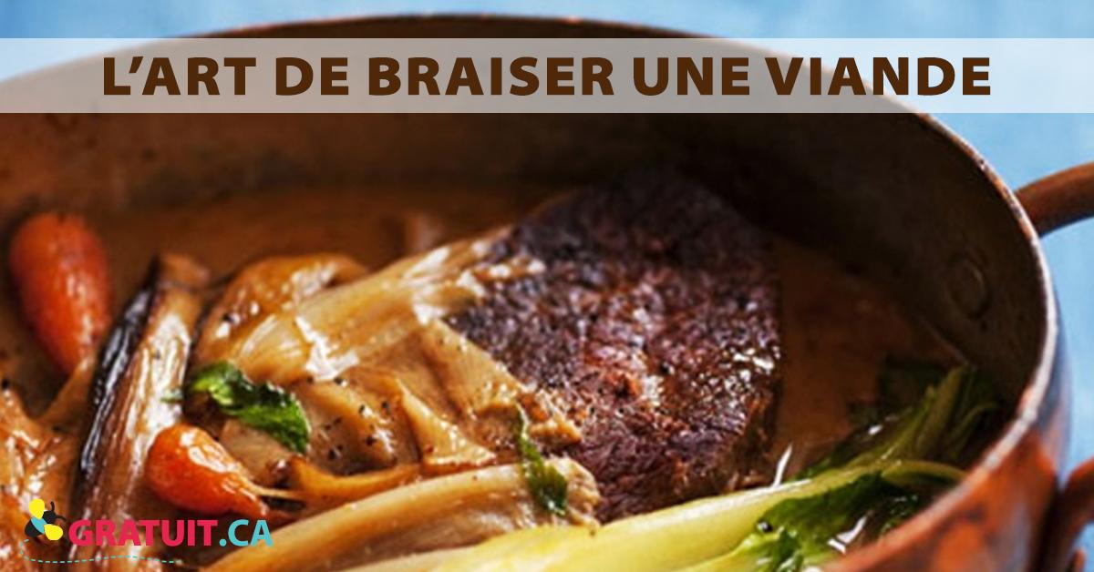 L art de braiser une viande pour conomiser temps et argent - Temps de decongelation viande ...
