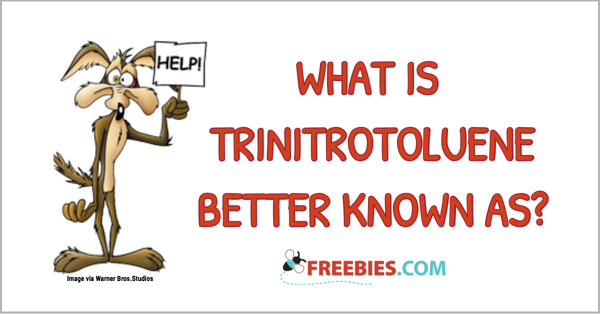TRIVIA: What is another name for trinitrotoluene?