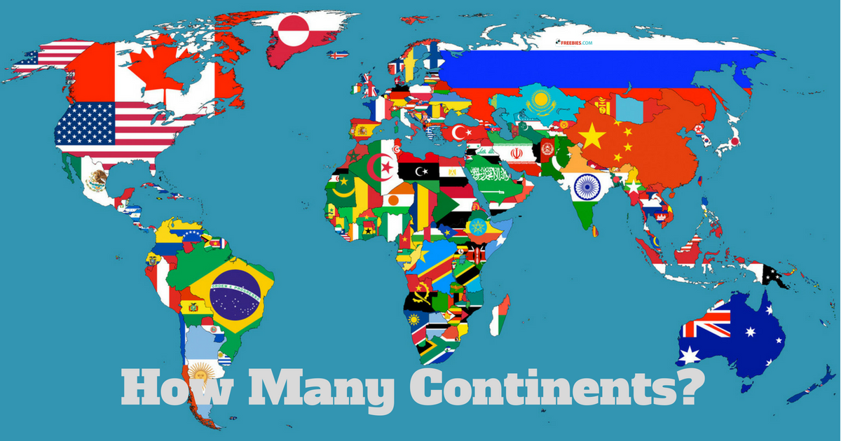 TRIVIA: How many continents are there?