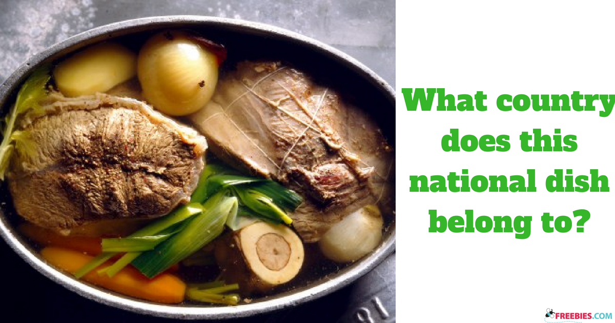 Trivia What Countrys National Dish Is Pot Au Feu