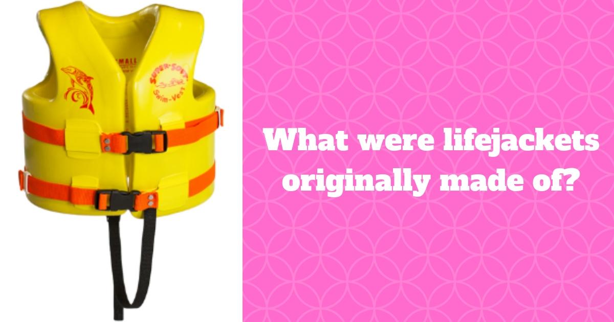 life jacket trivia