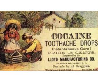 cocaine illegal