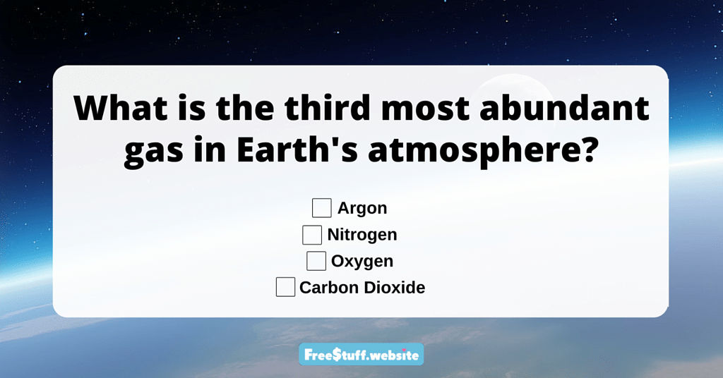 The Most Abundant Gas In The Atmosphere Is >> What Is The Third Most Abundant Gas In Earth 039 S Atmosphere