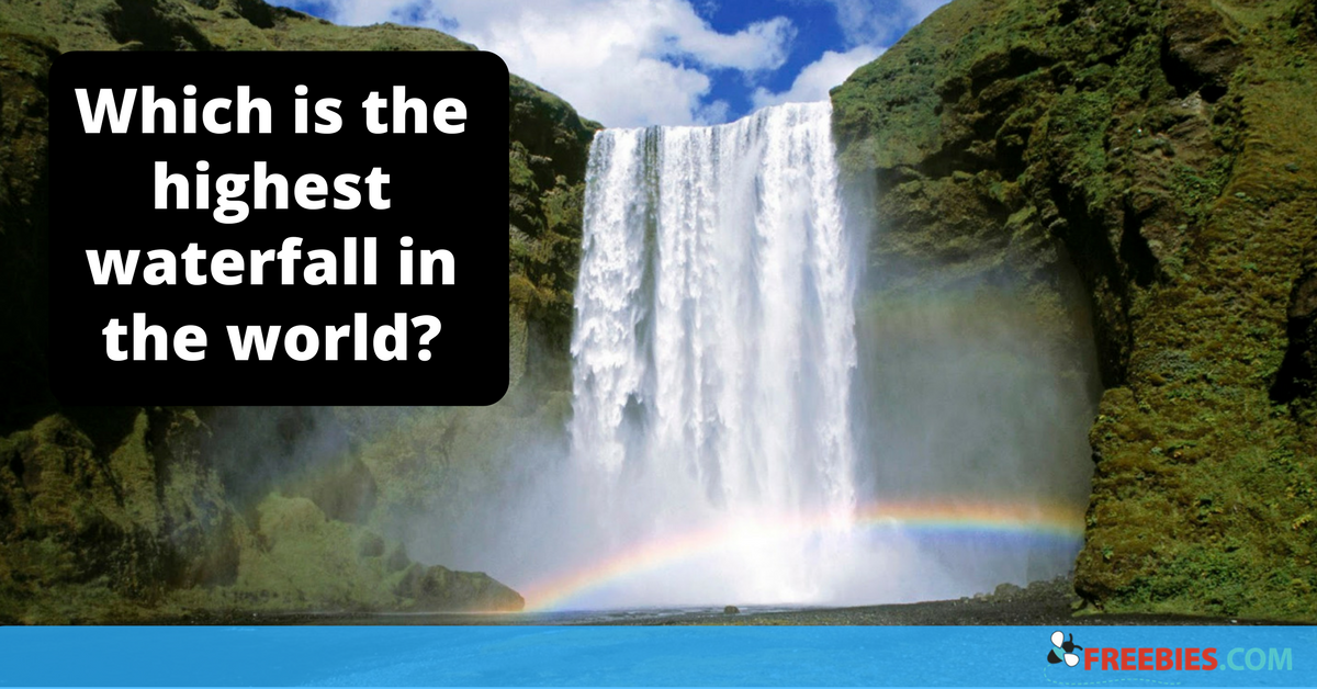 Which Is The Highest Waterfall In The World?