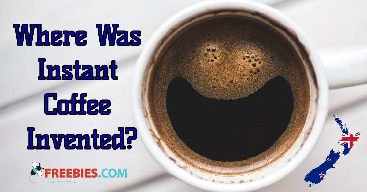 TRIVIA: Instant Coffee