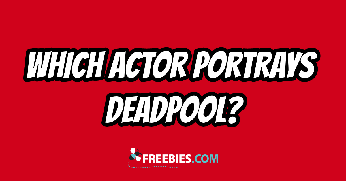 TRIVIA: Who starred in Marvel's 2016 movie Deadpool?