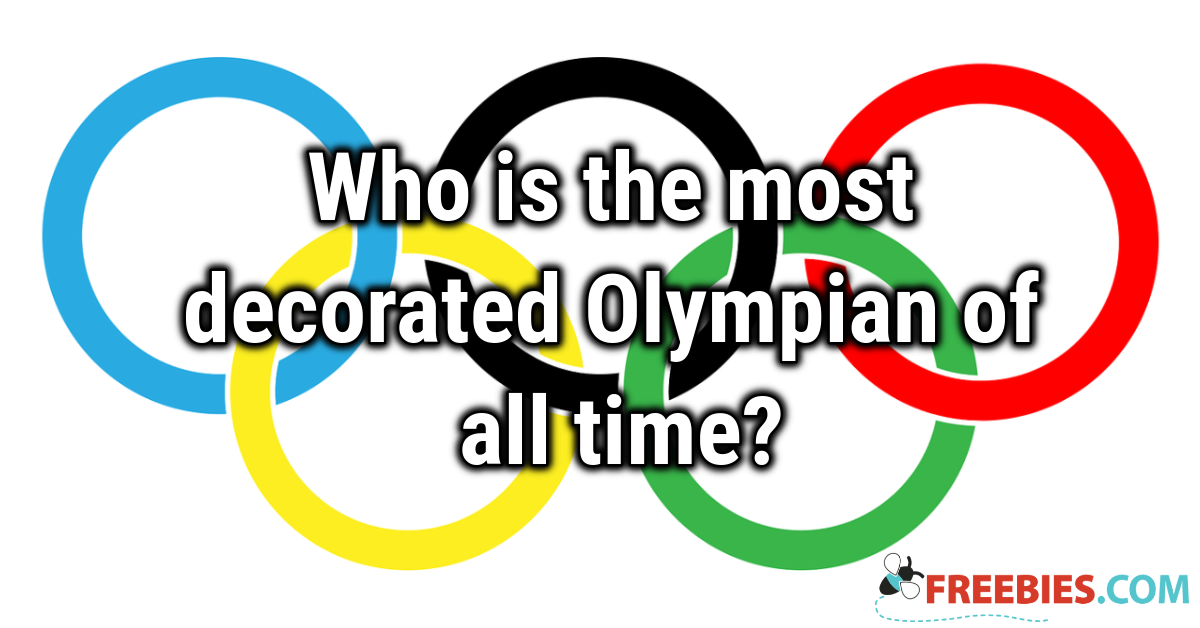 Trivia Who Is The Most Decorated Olympian Of All Time