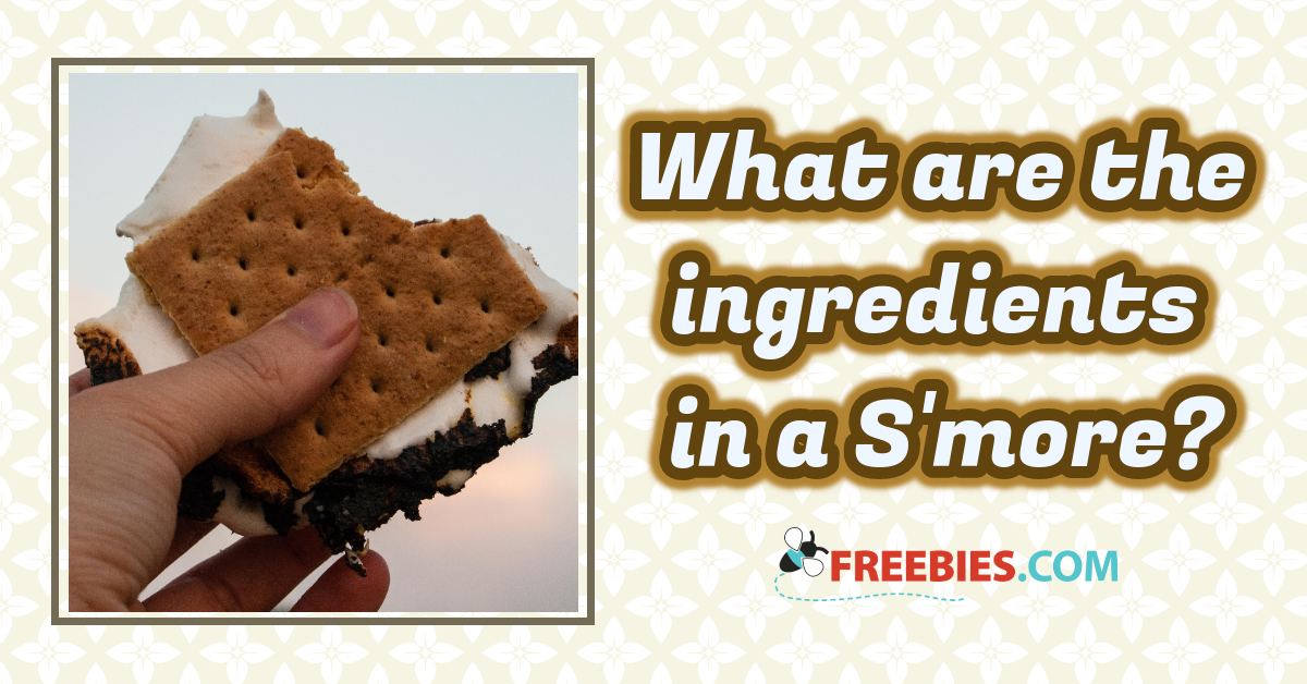 TRIVIA: What makes up a S'more?