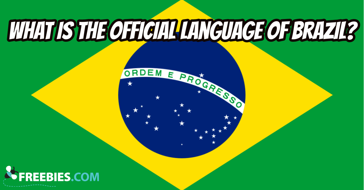 TRIVIA: What is the official language of Brazil?