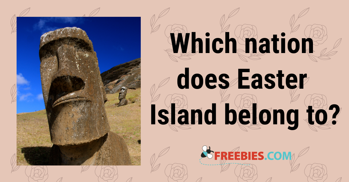 TRIVIA: Which nation does Easter Island belong to?