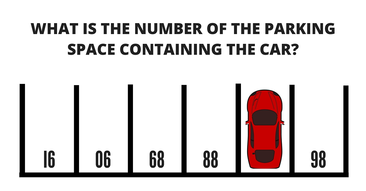 Car Parking Spot Riddle