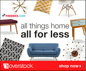 Shop and Save Up to 70% off Overstock.com