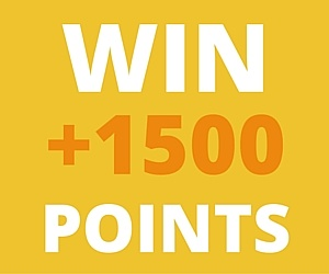 The Points Hunt is On!
