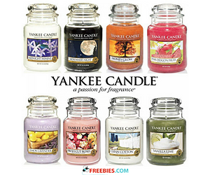 Yankee Candle Sale: Up to 50% Off Your Purchase