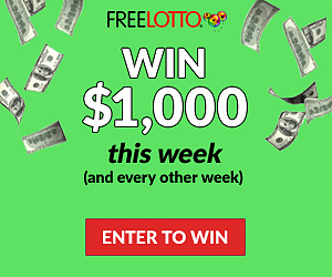 Win $1,000 Every Friday with TGIF