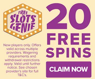 Claim £25 Free Slots Credit