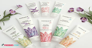 Win 1 of 10 Free Derma E Prize Packs