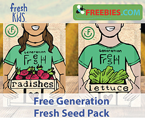 Free Generation Fresh Seed Pack