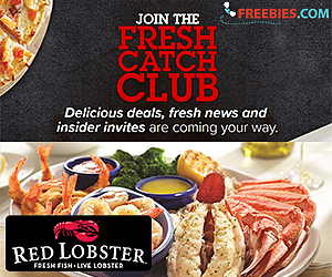 Free Food at Red Lobster