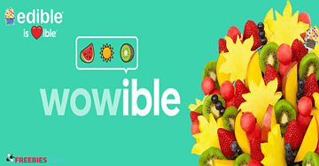 Win a FREE Box of Edible Arrangements
