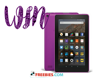 Win a Kindle Fire