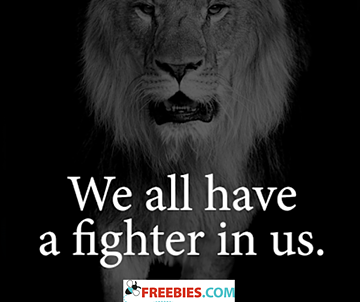 We all have a fighter