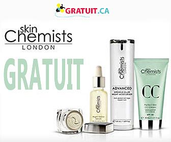 Devenez une critique des produits de beauté Skin Chemists