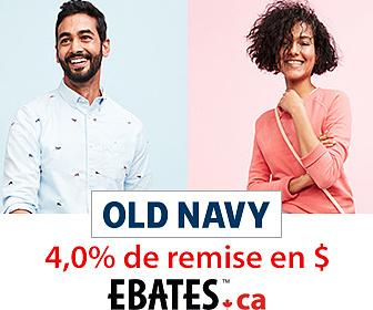 Old Navy -Solde rentrée branchée