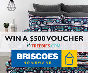 Win a $500 Briscoes Voucher