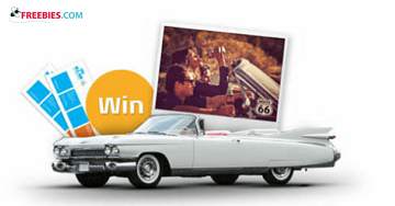 Win A Trip To Las Vegas and Drive Route 66 to Los Angles