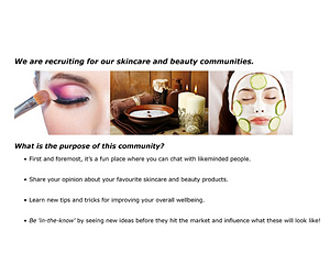 Women and Skincare - Collect Cash + Gift Cards Participating!