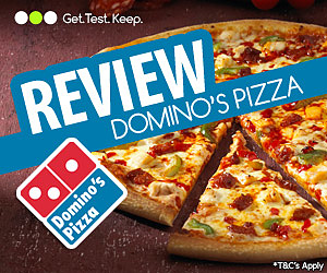 Get Test Keep Great Pizza