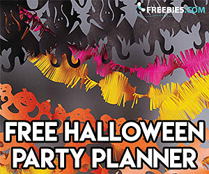 Free Martha Stewart Halloween Party Planner