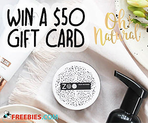 Win a $50 Oh Natural Gift Card