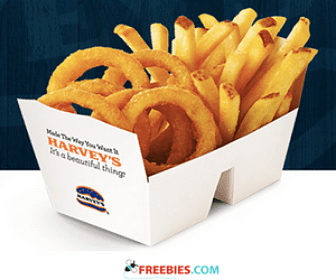 Free Frings at Harvey's