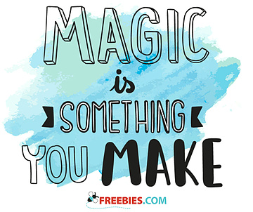 Let Your Life Be Magical