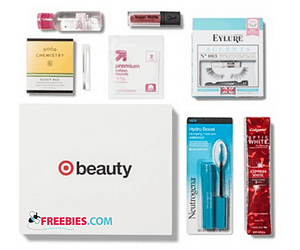Target Beauty Box for ONLY $7!