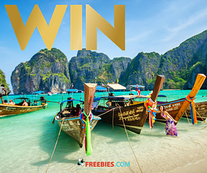 Win a Thailand Holiday