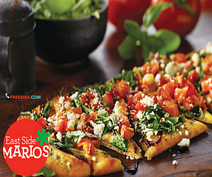 East Side Mario's Coupons: Get a Free Appetizer