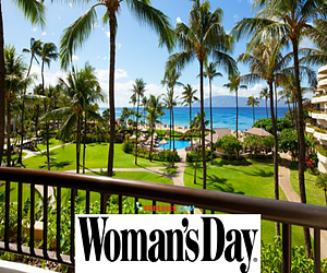 Win a Trip to Hawaii  + 1 Free Magazine: Woman's Day Travel Sweepstakes