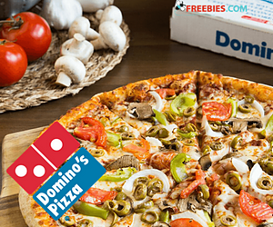 Daily Domino's Pizza Deals