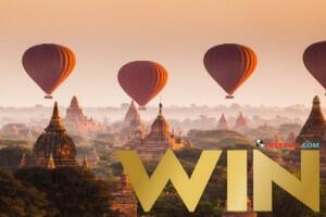 Win a Hot Air Balloon Adventure