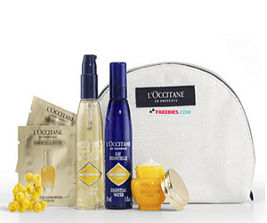 L'Occitane Gift Set With Purchase