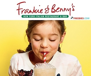 Frankie and Benny's Voucher