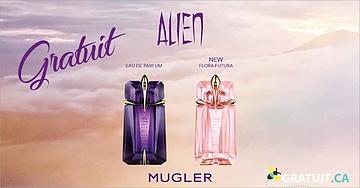 Offre de parfum Alien de Mugler gratuit!