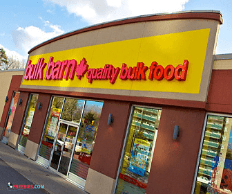 Free Bulk Barn Coupon