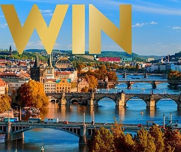 Win a Trip to Prague!