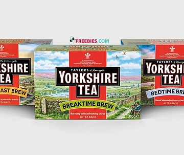 Free Tea on Your Birthday