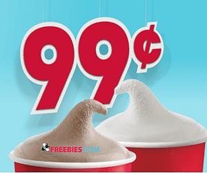 Wendy's Canada: $0.99 Frosty!