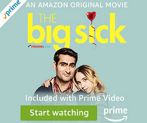 Free Trial of Amazon Prime Video